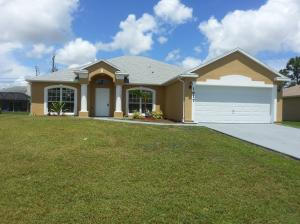 1817 Buttercup Avenue, Port Saint Lucie, FL 34953