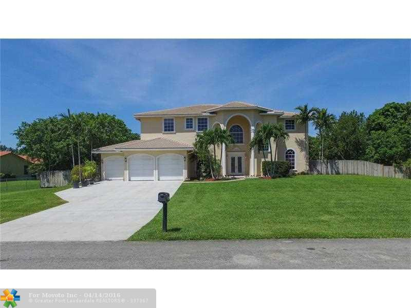 3441 SW 117th Ave, Fort Lauderdale, FL