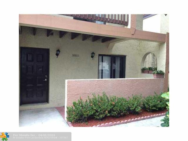 10315 NW 33rd St #3-1, Coral Springs, FL 33065