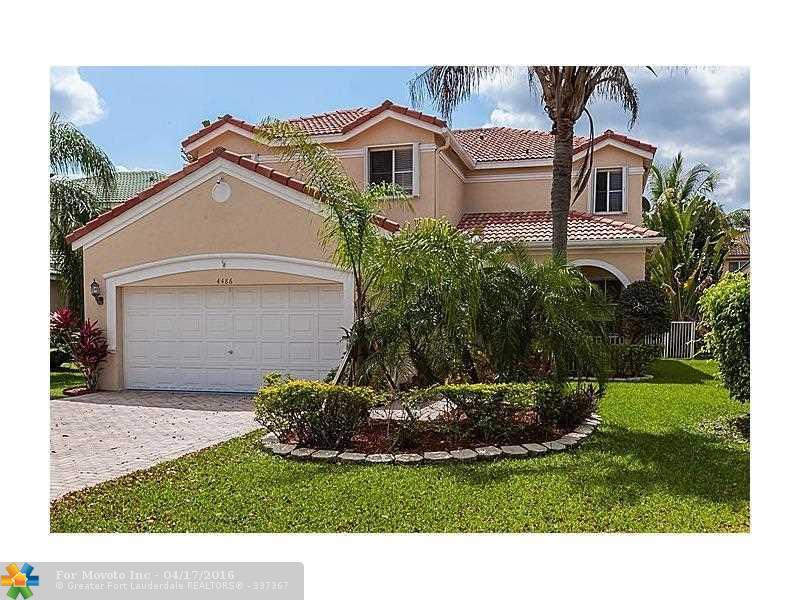 4486 Foxtail Ln, Fort Lauderdale, FL