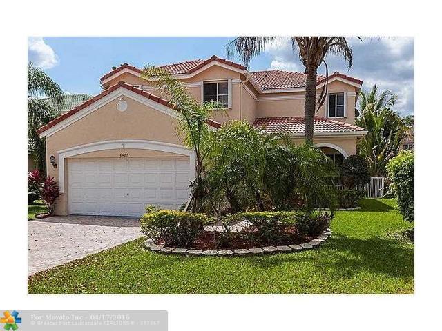 4486 Foxtail Ln, Fort Lauderdale FL 33331