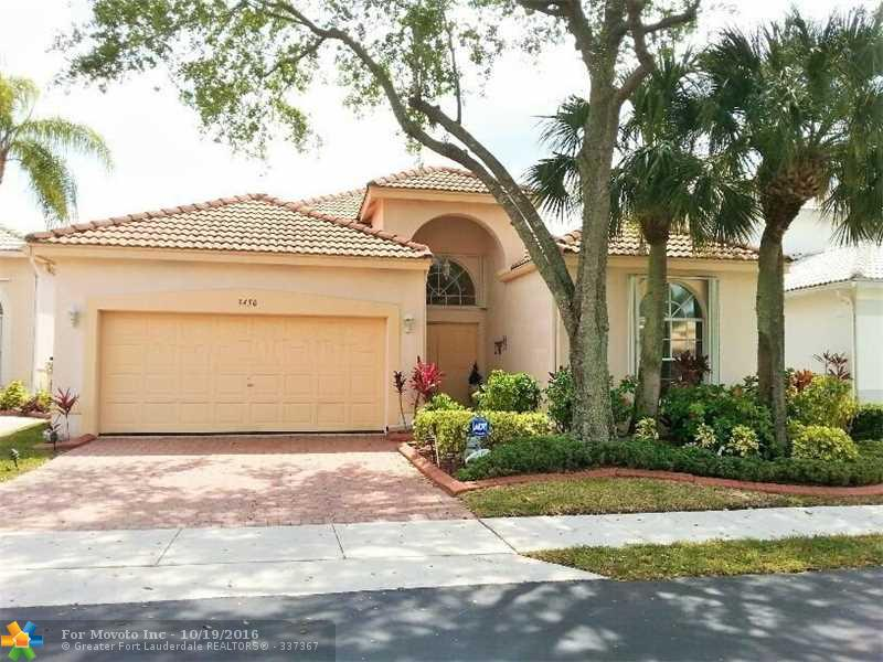 3450 Greenview Terrace, Margate, FL 33063
