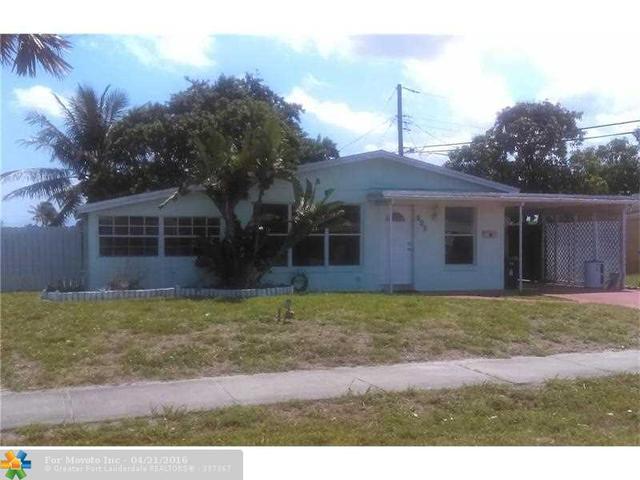 Undisclosed, Pompano Beach FL 33060