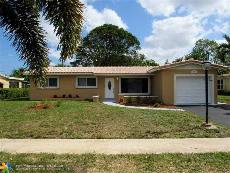4848 NW 6th Ct, Fort Lauderdale, FL