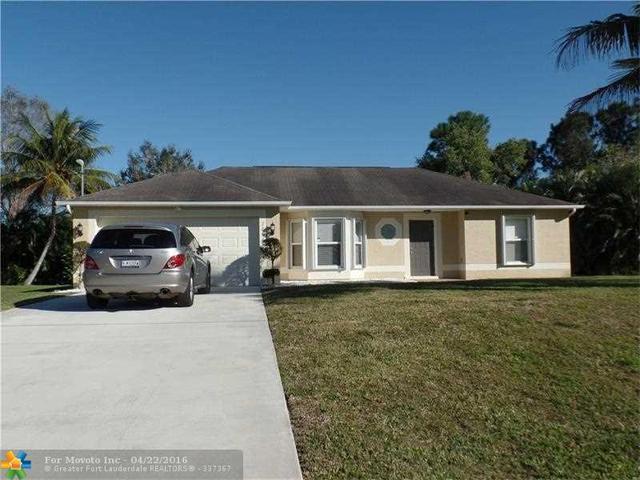 2861 SW Oakner, Port Saint Lucie FL 34953