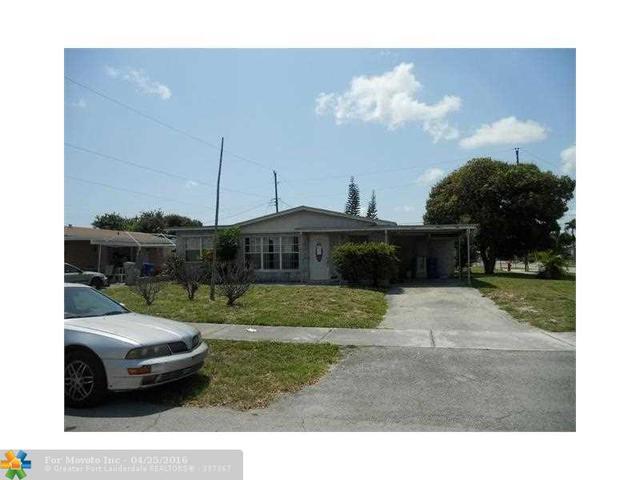 688 NW 21st St, Pompano Beach FL 33060