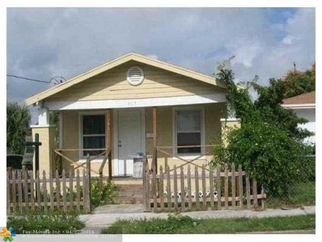 809 Division Ave, West Palm Beach FL 33401