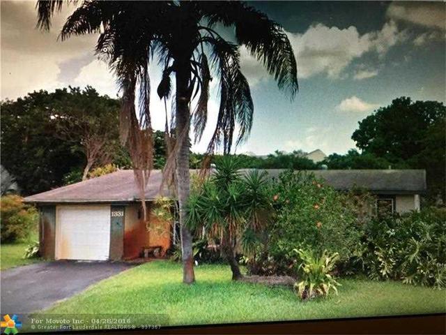 1331 NW 93rd Ave, Pembroke Pines FL 33024