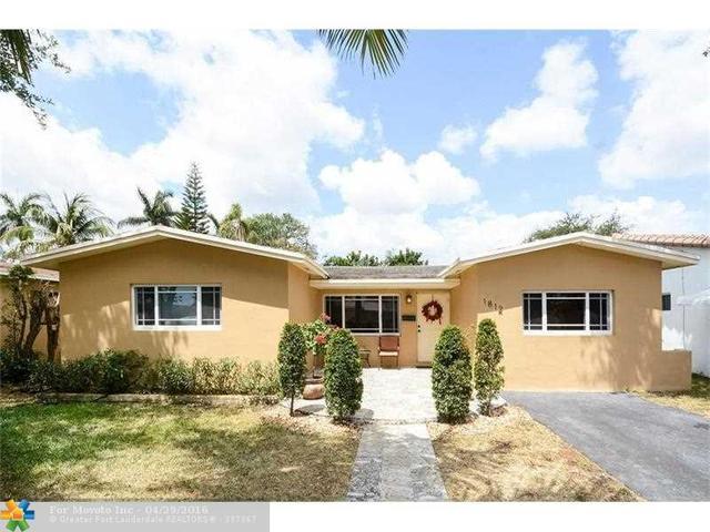 1812 N 40th Ave, Hollywood FL 33021