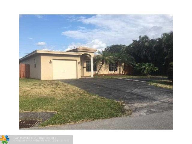 4492 NW 18th Ter, Fort Lauderdale, FL