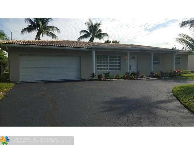 7441 NW 11th Ct Fort Lauderdale, FL 33313