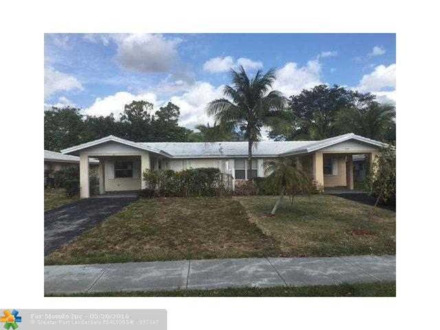 3809 NW 84th Ave, Pompano Beach FL 33065