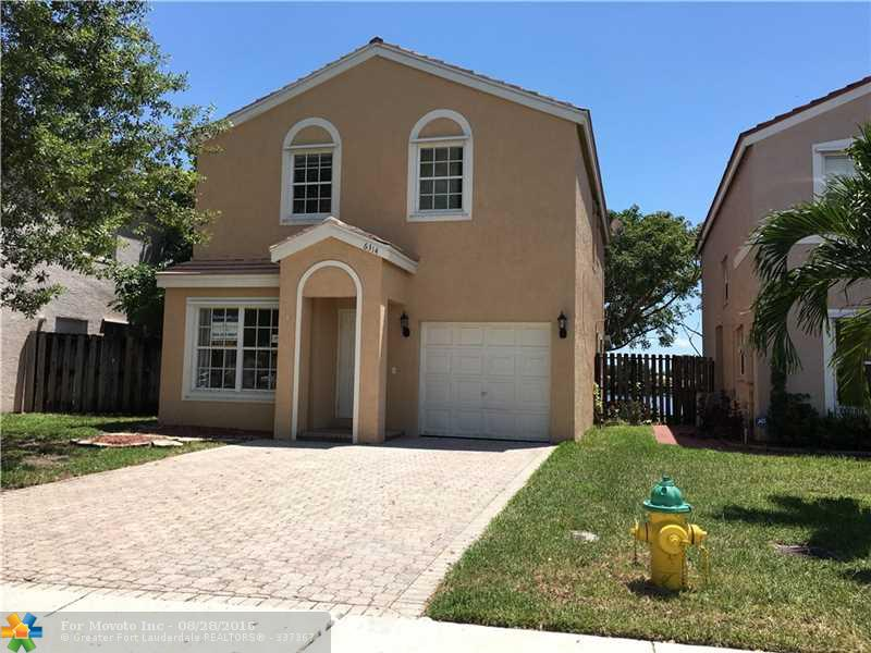 6314 Buena Vista Dr, Margate, FL 33063