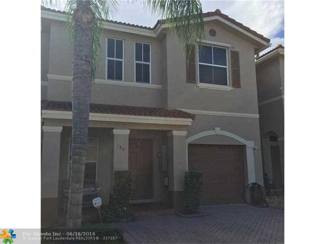 102 Riverwalk Cr #102 Fort Lauderdale, FL 33326