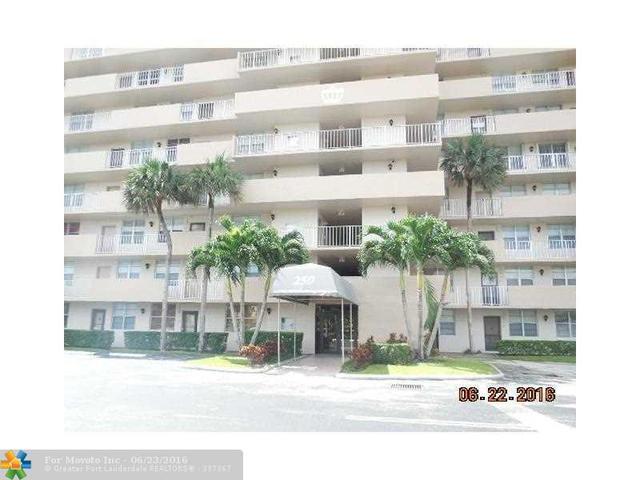 250 Jacaranda Dr #606 Fort Lauderdale, FL 33324