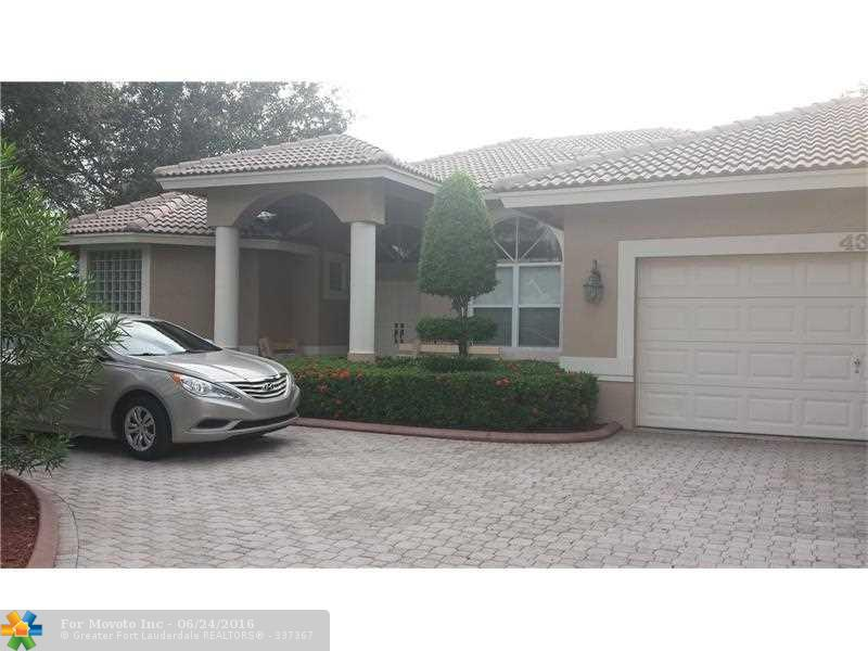 4342 NW 67th Avenue, Coral Springs, FL 33067