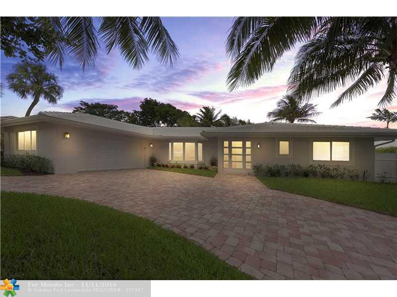 5 Mendota Lane, Sea Ranch Lakes, FL 33308
