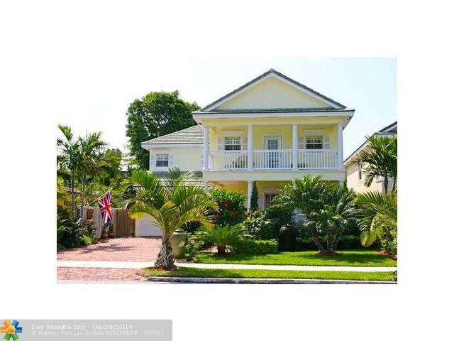 Alamanda Ct, Fort Lauderdale FL