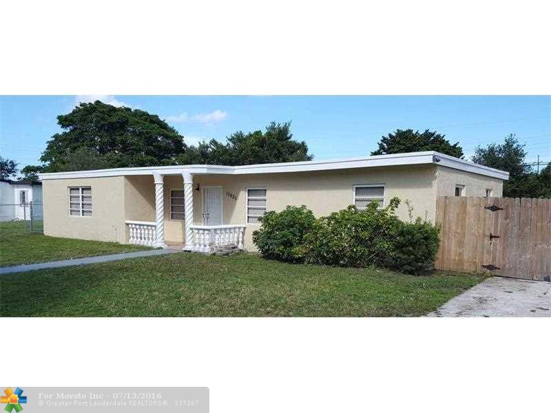 15825 E Bunche Park Drive, Miami Gardens, FL 33054