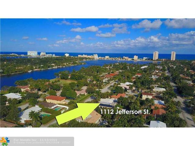 1112 Jefferson St, Hollywood, FL 33019