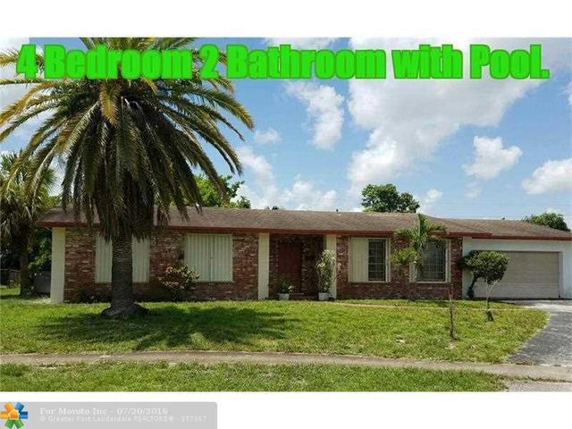 4480 NW 7th Ct, Plantation, FL 33317