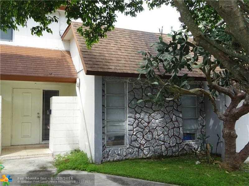 1368 Seaview Drive #1368, North Lauderdale, FL 33068