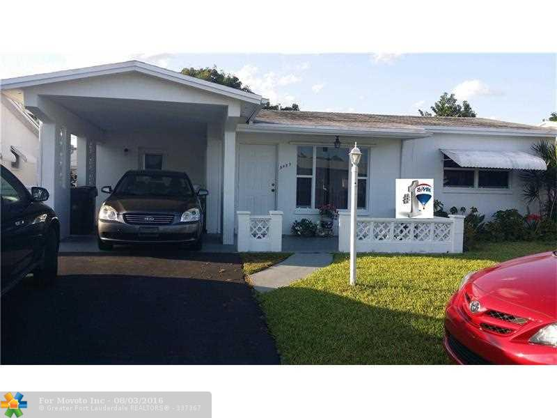 5053 NW 43rd Ct, Lauderdale Lakes, FL 33319