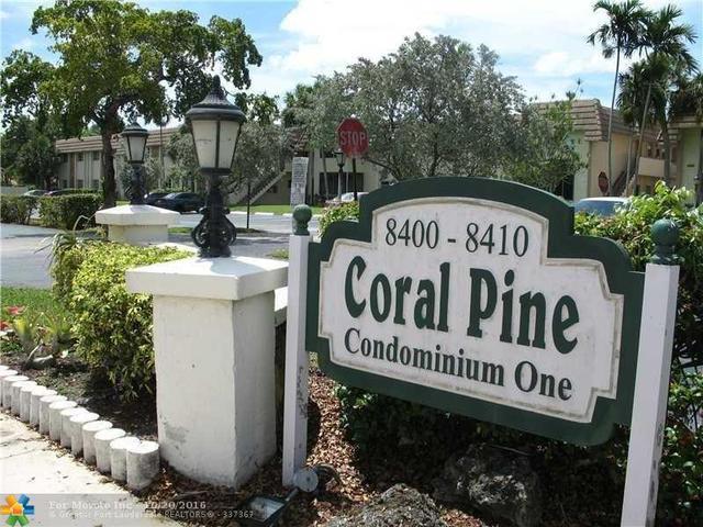 8408 W Sample Rd #121, Coral Springs, FL 33065