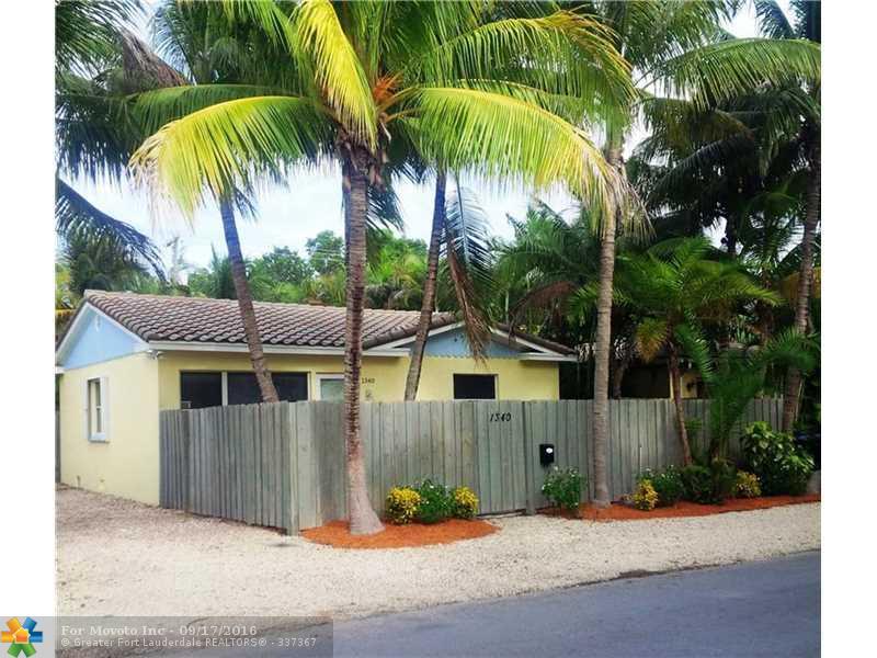 1340 NE 16th Ave, Fort Lauderdale, FL 33304