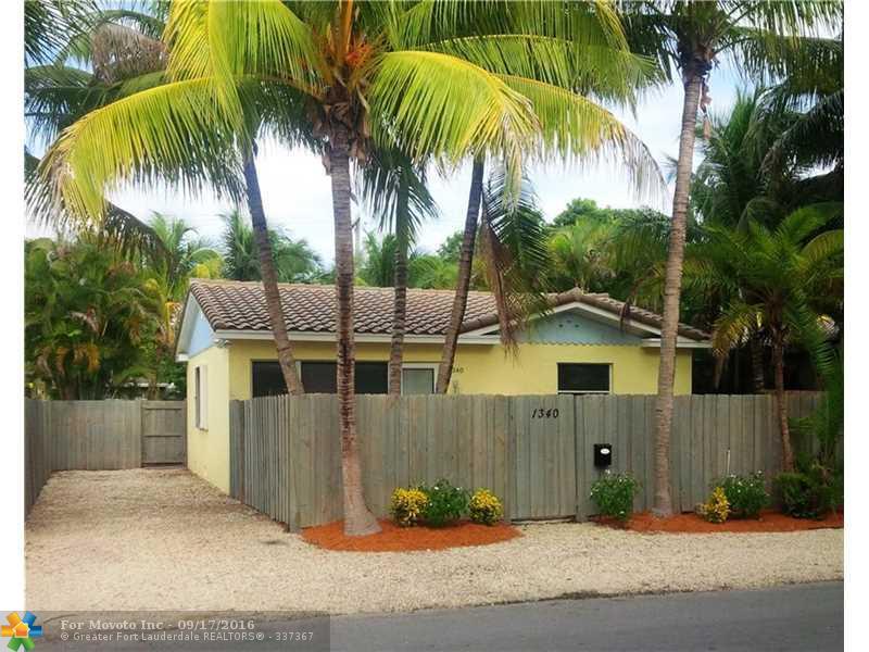 1340 NE 16th Avenue, Fort Lauderdale, FL 33304