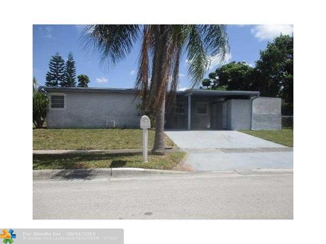 5813 NW 18th Ct, Margate, FL 33063