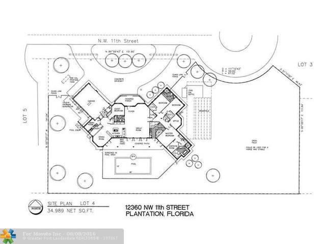12360 NW 11th St, Plantation, FL 33323