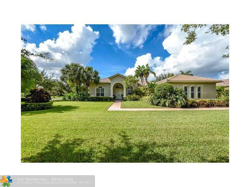 13900 SW 31st Street, Davie, FL 33330