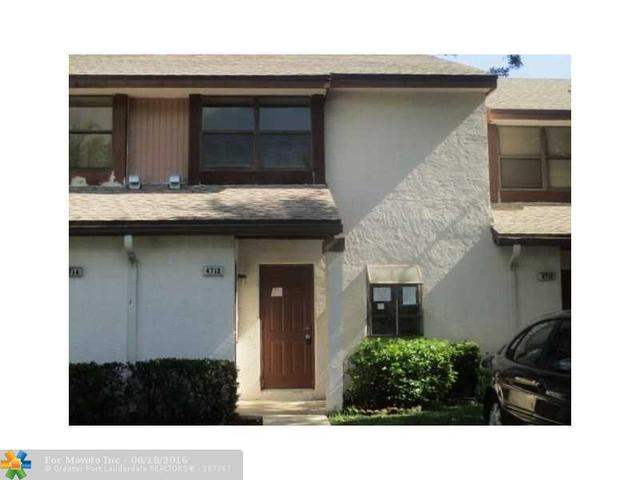 4712 NW 82nd Ave #1602, Lauderhill, FL 33351