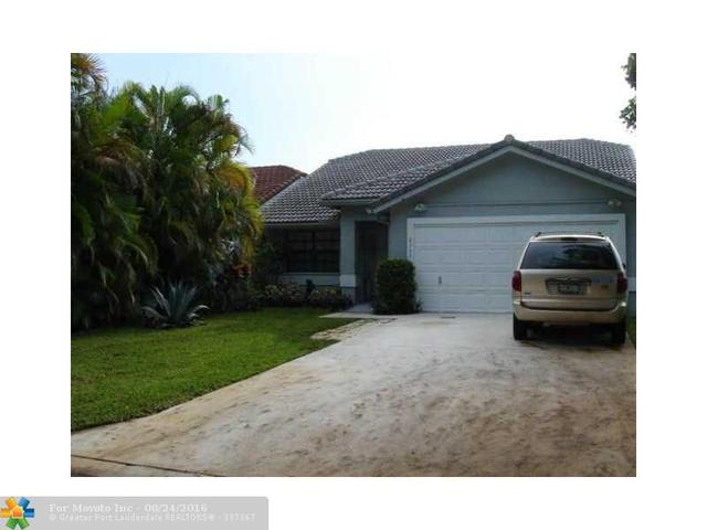 2333 NW 95th Ave, Coral Springs, FL 33065