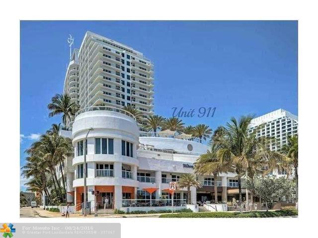 505 N Ft Lauderdale Bch Bl #911, Fort Lauderdale, FL 33304