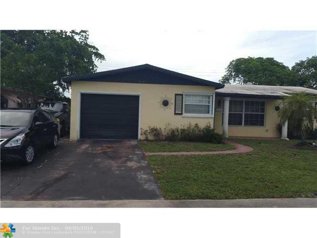 3501 NW 25th St, Lauderdale Lakes, FL 33311