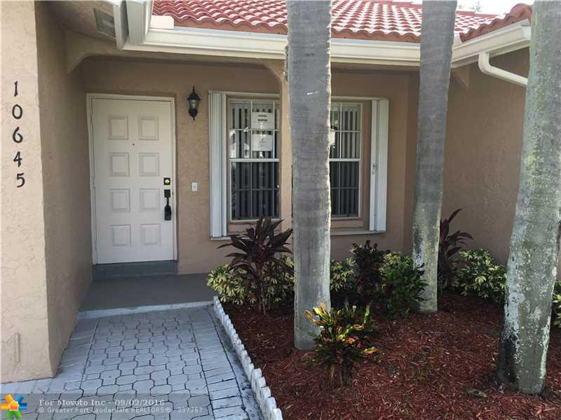 10645 NW 16th Court, Coral Springs, FL 33071