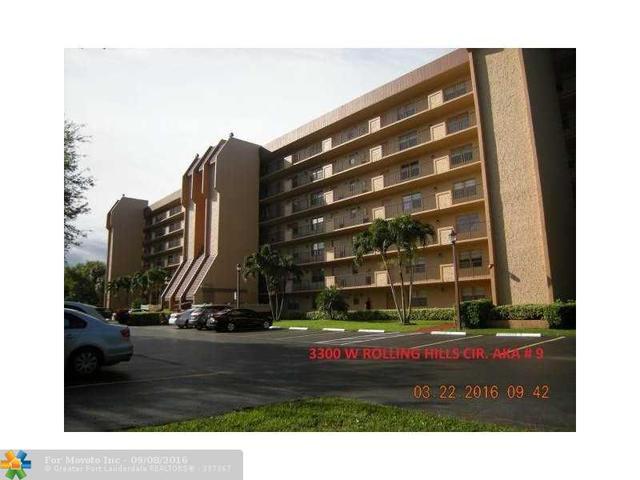 3300 W Rolling Hills Cr #406, Davie, FL 33328