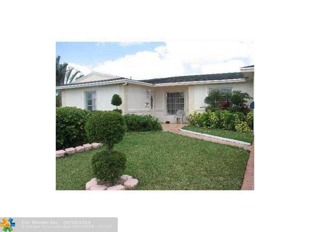6709 Oakmont, North Lauderdale, FL 33068