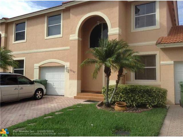 16167 NW 22nd St #16167, Pembroke Pines, FL 33028