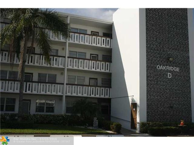 4033 Oakridge D #4033, Deerfield Beach, FL 33442