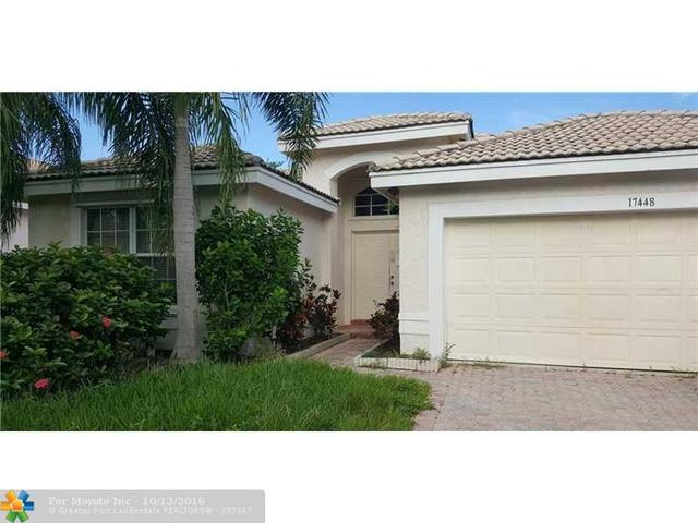 17448 SW 28th Ct, Miramar, FL 33029