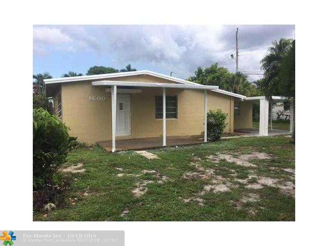 1600 NW 16th Ct, Fort Lauderdale, FL 33311