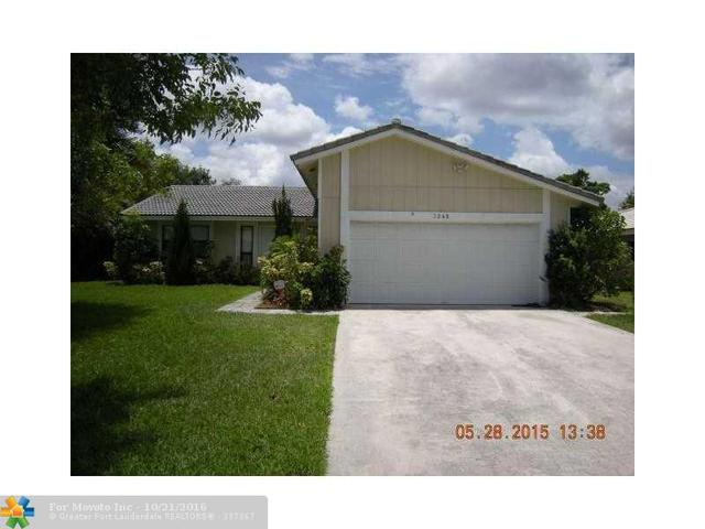 3248 NW 122nd Ave, Coral Springs, FL 33065