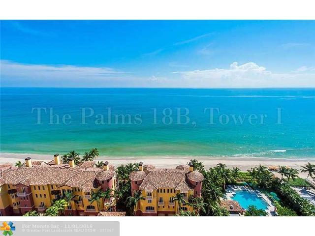 2100 N Ocean Bl #18B, Fort Lauderdale, FL 33305