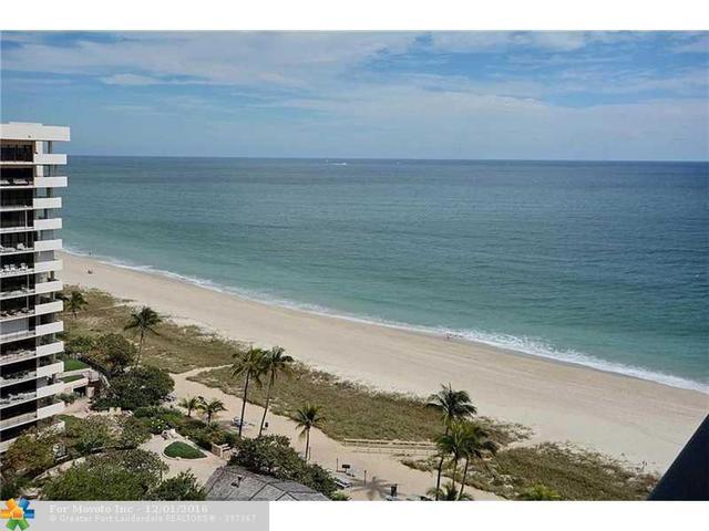 5000 N Ocean Blvd #1610, Lauderdale By The Sea, FL 33308