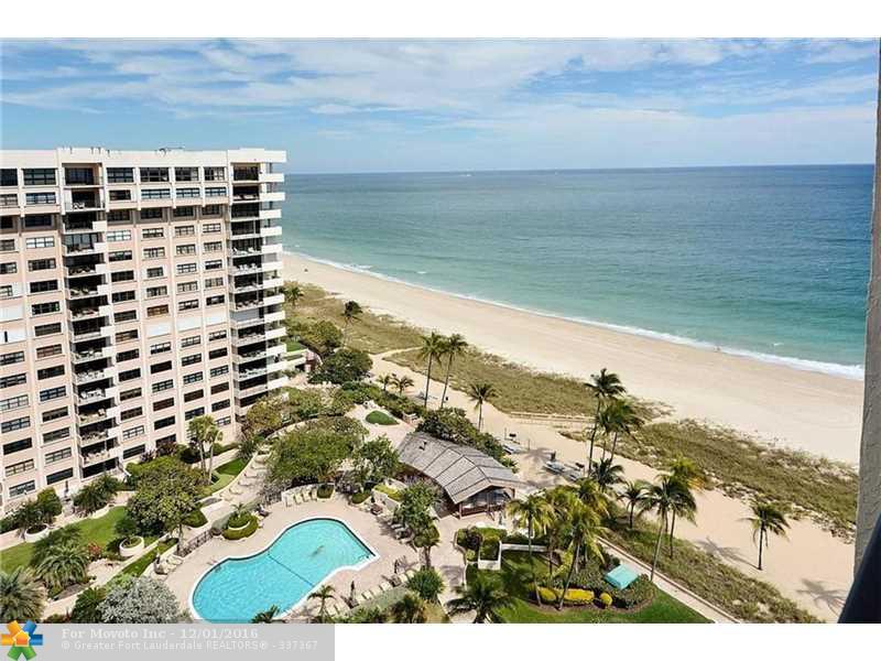 5000 N Ocean Boulevard #1610, Lauderdale By The Sea, FL 33308