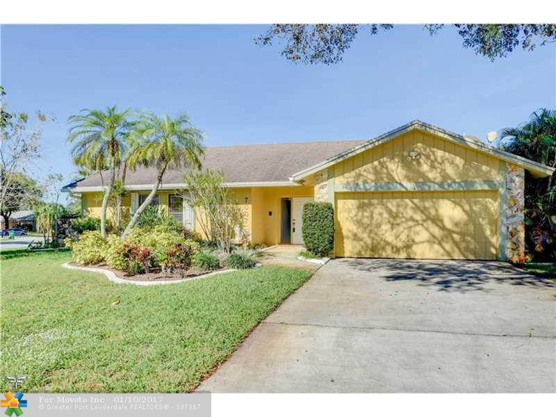 7007 NW 40th Place, Coral Springs, FL 33065