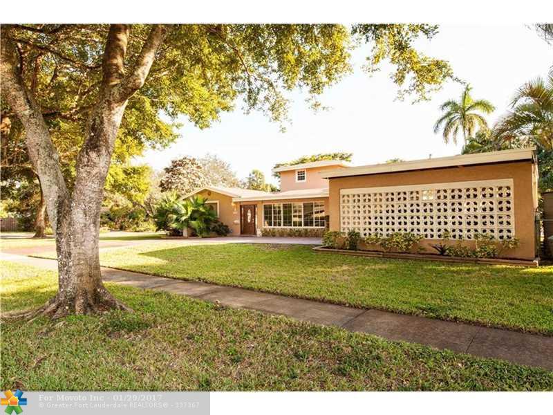 6002 SW 1st Street, Plantation, FL 33317